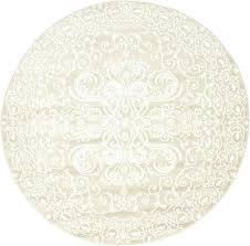 white round area rug snow white 5 x 5 round rug area rugs white area rug