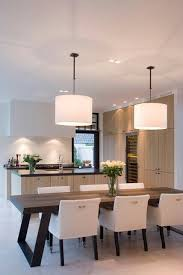 Contemporary Pendant Lighting For Dining Room Decor