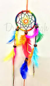 Photos Of Dream Catchers Custom Multicolour Dream Catcher Small Dream Catcher ड्रीम