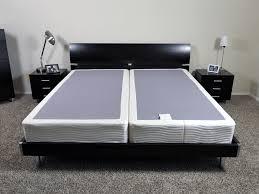 slatted bed base vs box spring. Perfect Box Loom U0026 Leaf Foundation  King Size Split Twin XLu0027s In Slatted Bed Base Vs Box Spring D