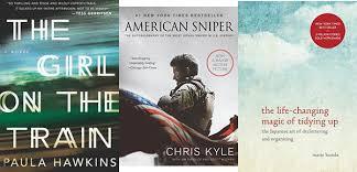 The Year In Bestsellers 2015