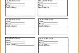 Avery Tickets Templates 016 Template Ideas Avery Raffle Ticket Fresh Templates