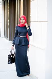 Kabayare Fashion Size Chart Street Chic Peplum In 2019 Fashion Hijab Fashion Dresses