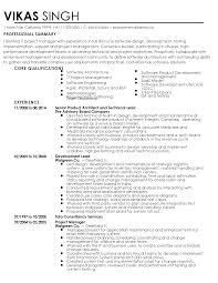 Interesting Resume Templates for software Project Manager with Additional software  Implementation Resume