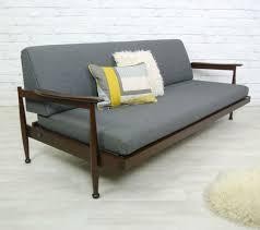 mid century sofa bed. GUY ROGERS VINTAGE RETRO TEAK MID CENTURY SOFA SOFABED EAMES ERA 1950s 60s   Love That Mid Century Sofa Bed K