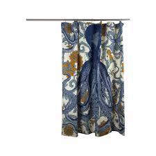 thomas paul octopus shower curtain uk  curtain menzilperdenet