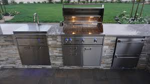 lynx outdoor kitchen appliances
