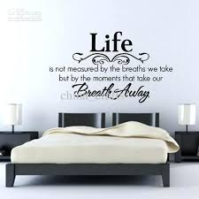 sticker wall art quotes removable wall art decals quotes