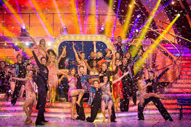 Strictly Come Dancing Christmas Special Aston Merrygold And Janette