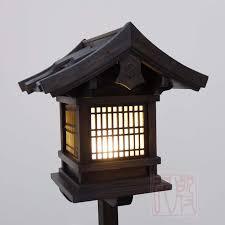 Outdoor Lighting Japanese Lanterns Japanese Wooden Lantern Outdoor Wl2 Wooden Lanterns