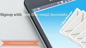 13 Best Free Email Accounts Sheknowsfinance