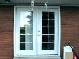 patio door installation cost to install french patio doors french doors vs sliding glass front door patio door installation