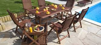 how to re outdoor teak furniture