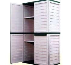 plastic outdoor storage cabinet. Outdoor Plastic Storage Garden Cupboard Beautiful Looking Cabinets With Cabinet M