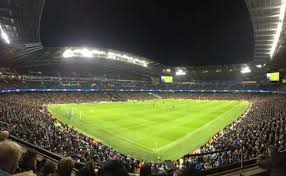Etihad Stadium Manchester Seating Chart Etihad Stadium Manchester Section 212 Home Of Manchester