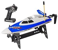 Buy Top Race® <b>Remote Control</b> Water Speed <b>Boat</b>, Perfect Toy for ...