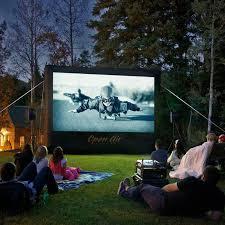 Movie BackyardMovie Backyard