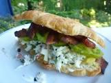 a b l c  avocado  bacon  lettuce   crab