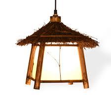 Handicraft Sites Wood Pendant Lamp Woodcraft Store