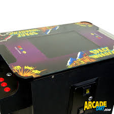Cocktail Arcade Cabinet 412 Games In 1 Cocktail Arcade Arcade Cart