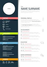 cover letter graphic designer resume template vector colors xgraphic resume template extra medium size colorful resume template free download