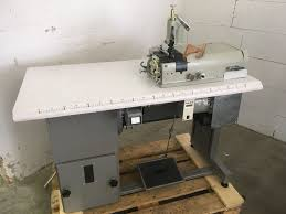sieck typ 50 ha ex leather skiving machine with 50 mm skiving width complete on table with suction device knives turns always in full sd