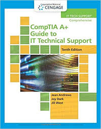 Technical Support Skills List Comptia A Guide To It Technical Support Mindtap Course