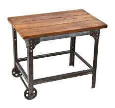 kitchen island cart industrial. Awesome Metal Kitchen Island Cart Best 10 Rolling Ideas On Pinterest Industrial