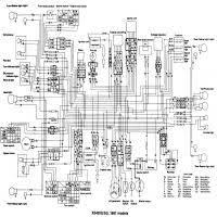 diagrama yamaha xs400 diagrama eléctrico wiring diagram yamaha xs400