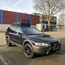 Lifted Volvo Xc70 Cross Country With Off Road Enhancements From The Netherlands Volvo Volvo Wagon Volvo Xc