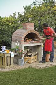 the function of a masonry oven is to trap and radiate heat from a fire built inside the oven the design of a pizza