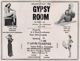 Gypsy Room - 01/20/1964