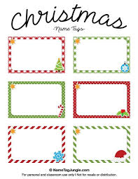 christmas placecard templates best 25 christmas name tags ideas on pinterest diy christmas