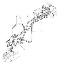 1997 dodge ram 2500 power steering hoses thumbnail 3