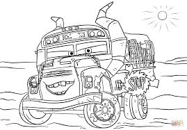 Lightning mcqueen coloring pages disney cars coloring pages lightning mcqueen coloring pages whixh i think amazing and interesting for yo. Miss Fritter From Cars Coloring Page Free Printable Pages Mario Mermaid Anime Spiderman For Kids 3 Pokemon Fortnite Animal Oguchionyewu
