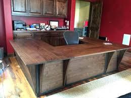 custom home office desk. Contemporary Desk Custom Home Office Furniture Desk Ideas Executive Desks  For Made Steel And   In Custom Home Office Desk