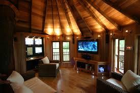 tree house interior designs. Exellent Designs Blue Forest Tree House Livingroom To Interior Designs E