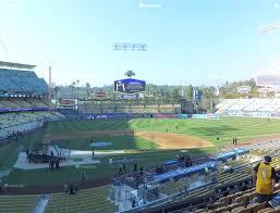 Dodger Stadium Loge Box 120 Seat Views Seatgeek