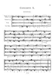 another world a little princess sheet music concerto grosso in d minor hwv 328 handel george frideric