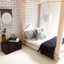 diy dollhouse furniture. Dollhouse Bedroom Furniture Beautiful Diy Modern Miniatures Miniature Bed Follow Me R