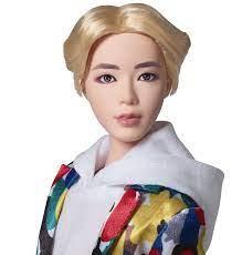 Búp Bê Thần Tượng BTS - Jin - Barbie GKC88/GKC86 | Mykingdom Official Store