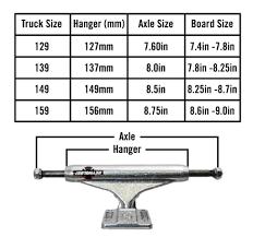 Silver Trucks Size Chart Www Bedowntowndaytona Com