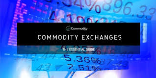 Intercontinental Exchange Organizational Chart Commodity Exchanges The Definitive Guide At Commodity Com
