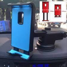 Đế kẹp, giá đỡ cho Máy tính bảng, Ipad trên ô tô Xoay 360 độ (Đen)