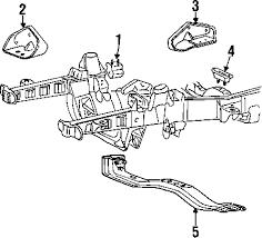 parts com® ford explorer sport trac engine trans mounting oem 2005 ford explorer sport trac xlt v6 4 0 liter gas engine trans mounting