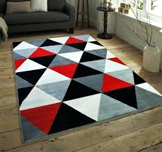 red and grey rugs diamond multi black red grey modern designer soft quality large rugs 2 red and grey rugs