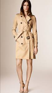 keep it classic with natalie s burberry trench coat