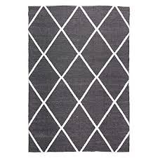hamilton indoor outdoor rug black