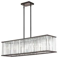 lovely linear crystal chandelier amazing transitional chandeliers by lighting new linear chandelier crystal strands