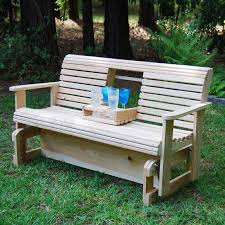 lifetime outdoor glider bench